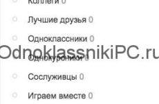 Что такое подписки на Одноклассниках?