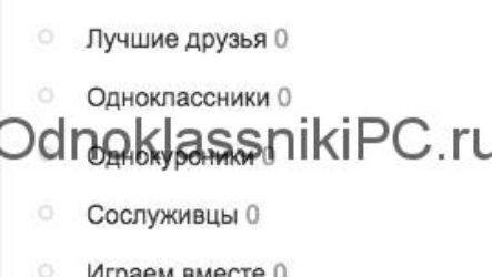 Что такое подписки на Одноклассниках