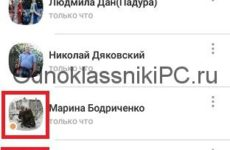 Что значит синий или оранжевый кружок в Одноклассниках?